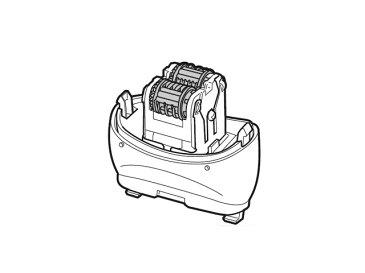 【定形外郵便対応可能】Panasonic(パナソニック)除毛・脱毛器 ワキ用脱毛ヘッド駆動部部品コード:ESED91W4057