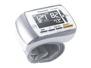 パナソニック [手首式血圧計]◆EW-BW53-W EW-BW53-K パナソニック Panasonic Android(TM)スマートフォンで血圧値管理 ランキング