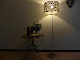 スタンドライトフロアライトランプライトフレンチモダンゴールド金色金属製メタルアンティークアンティーク調スタンドランプフロアランプフロアスタンドライトベッドランプおしゃれ高級寝室クラシックテイストLEDシェードランプ照明BO-2638FLCAL