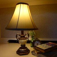 アンティークランプライトテーブルランプテーブルスタンドライト卓上ランプカフェスタイルアンティーク調LEDインテリア照明照明器具間接照明シェードおしゃれかわいいクラシックレトロリビング輸入家具アメリカミニテーブルランプME17330