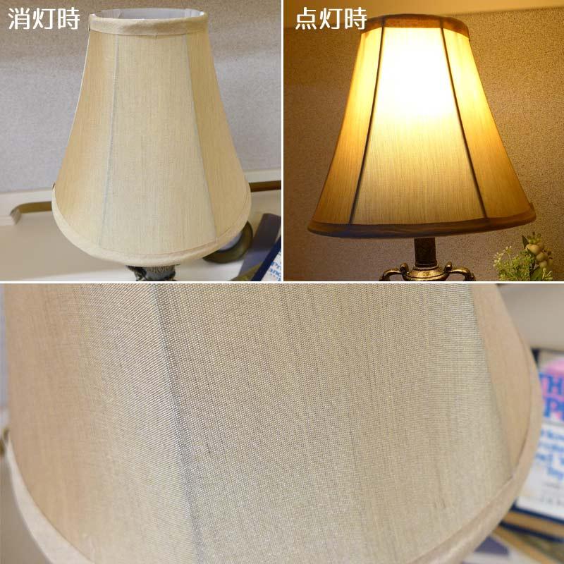 テーブルランプ ミニランプ スタンドライト アンティーク ランプ ライト ベッドサイド ベッドランプ 寝室 デスク デスクライト テーブルライト クラシック テイスト アンティーク アンティーク調 LED インテリア 照明 間接照明 おしゃれ かわいい ミニテーブルランプ ME38281