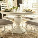 ダイニングテーブル 丸テーブル 4人掛け 6人掛け 白 ホワイト アイ...