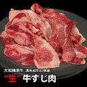 大和榛原牛(黒毛和牛A5等級) 霜降りすじ肉 スジ肉 牛すじ たっぷり1.0kg!【RCP】【送料無料】【冷凍便】