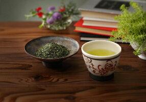 2019年新茶日本茶緑茶深蒸し茶八女茶定庵まごころ100g煎茶茶葉リーフプレゼント贈答内祝ポイント消化