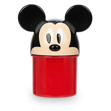 US版ディズニー ミッキーマウス コンテナー(タッパー・お弁当箱)