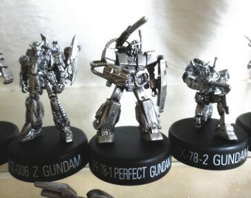 【コレクター必見】GUNDAM ガンダム レア入り ★スタンディングフィギュア17体セット(G115)