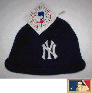 MLB caps measure DX New York Yankees NAVY tight version