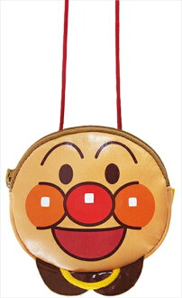 The ★ anpanman ★ mini-pochette which is popular among children because it is run by a neck