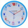 【ドラえもん】キャラクターアイコンウォールクロック『ドラえもん』アナログ表示/連続秒針/壁掛け時計/とけい/インテリア/インテリア雑貨/disney/2926-102