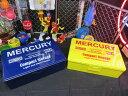 マーキュリー【MERCURY】プラスチックボックス【小物入れ】2カラー