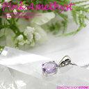 ピンクアメジスト ペンダント トップ AAA オーバルカット 紫水晶 天然石 ...