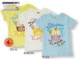 【夏物】カップアイスTシャツ/BoomyRoomy(ブーミールーミー)