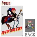【5/15はP最大還元】アドベンチャータイム クリアファイル 「難波章浩」(Hi-STANDARD/NAMBA69)スペシャル限定コラボグッズ/ADVEVTURE ROCK Adventure Time