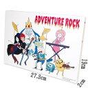 アドベンチャータイム キャンパスアート「難波章浩」(Hi-STANDARD/NAMBA69)スペシャル限定コラボグッズ/Adventure Time/ADVENTURE ROCK