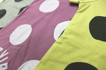 【キャッシュレスで+5倍還元】ドットぞうさんTシャツ/nico hrat (ニコフラート)【RCP】