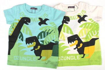 【キャッシュレスで+5倍還元】恐竜Tシャツ/nico hrat (ニコフラート)【RCP】