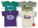 【春物】ロゴフェルトアップリケTシャツ(80-95cm)/RAGMART(ラグマート)【新着】【YDKG-u】