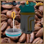 Bio Lite コーヒープレス モンベル流通バイオライト Mont-Bell 【バーベキュー】【キャンプ】【サバイバル】【災害】【緊急時】
