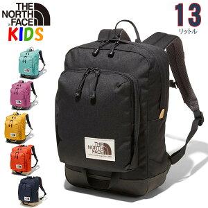 【今だけ価格】ノースフェイス キッズホットショットミニ 【13L】North Face Kid's Hot Shot Mini 【男の子女の子アウトドアブランドおしゃれバッグ キャンプ バックパック リュック 子供用 ジュニアサイズ】