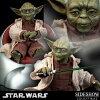 サイドショー社製『スター・ウォーズ』1/6スケールフィギュア【オーダー・オブ・ジェダイ】ヨーダ(ジェダイ・マスター)/StarWars-1/6ScaleFullyPoseableFigure:OrderOfTheJedi-Yoda(JediMaster)