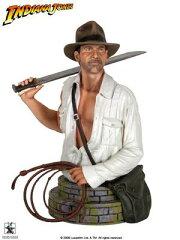 インディジョーンズミニバスト(魔宮の伝説)ジェントルジャイアント社製/Indiana Jones - Mini...