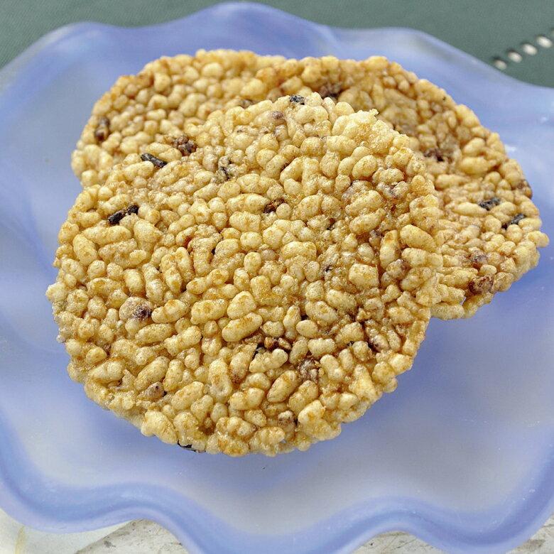 山盛堂本舗 五穀 せんべいもち麦 黒米 赤米 もちきび 白米 を使用した お取り寄せ 五穀せんべいおやつ お茶菓子 お茶うけ 手土産 にも