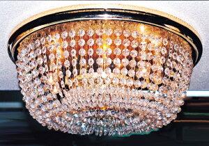 ゴールドキングシャンデリアYDC−511【600Ф】