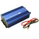 DC/AC USB&コンセント サイレントインバーター SIV-1000 80...