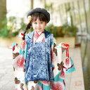 着物セット 七五三 着物 3歳 被布セット セット 被布 セット 子供 女の子 三歳 8点フルセット 全12柄 子供着物 3歳用 きもの キッズ ガール ひなまつり 雛祭り フルセット