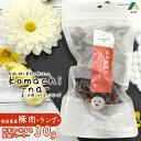 犬用おやつ アクシエ komachi-na- 秋田産 豚 ラング 30g ■ 国産 高級ジャーキー 無添加・無着色 こまちな