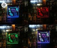 LEDネオンボード・ネオン看板・LED看板・メッセージボード・光る看板・光るボード・LED手書き看板・LED蛍光看板・蛍光メッセージボード・ネオンサイン看板・蛍光手書き看板・ブラックボード・店舗用看板・LEDボード/LED電子看板・ネオン【保障付】