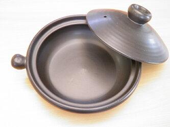 ポッチのついたおしゃれ土鍋