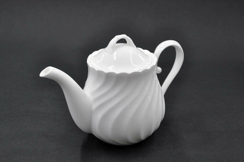 コーヒー・お茶用品, ティーポット NIKKO()WHITE ELEGANCE()S (500cc) FINE BONE CHINA()NIKKO SINCE1908