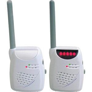配線不要で、離れた場所でも音声がモニタリングできるワイヤレスホン。声が聞こえるホームホン...