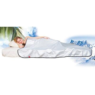 スペース暖シート「ぽかぽかプレミアム」シングル(2枚組) 【毛布 アルミ あったか】