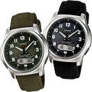 カシオ電波ソーラー腕時計マルチバンド6(ミリタリー調モデル)【ソーラー電波腕時計】