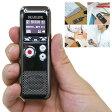 簡単録音ミュージックプレーヤー 【カセット デジタル化 ICレコーダー 電話 録音 8GB DVR-700】