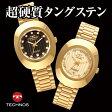 テクノス ゴールドタングステンウォッチ 【腕時計 メンズ 】 【ギフト プレゼント】【送料無料】
