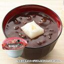 カップおしるこ150g×1ケース(12個入)【汁粉 和菓子 正月 餅 飲料】