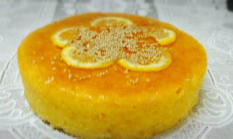 <お祝い用><幸せのパワーストーンつき>フラワーハチミツ塩レモンチアーシードチーズケーキ05P23Apr1B