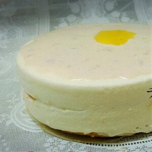半生レアーチーズケーキ