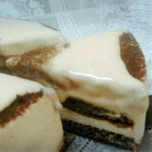 半生マスカルポーネチーズケーキ
