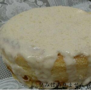 半生豆乳チーズケーキ