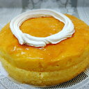 [お芋の チーズケーキ] Rダリアチーズケーキにチーズクリームとお芋のペーストをサンドしたチーズケーキ。独自の低温焼上製法で「しっとりした美味しさ」に仕上がりました。 - うわさのチーズケーキ ハマダリア