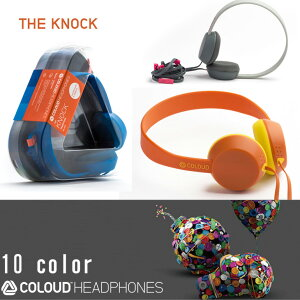 【国内正規品】COLOUD HEADPHONES THE KNOCK ヘッドフォン iphon…
