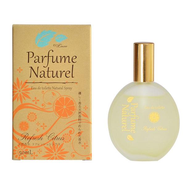 エコリュクス Parfum Naturel パルファムナチュレ シトラス 50ml