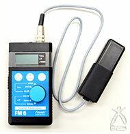 【送料無料!】電磁波測定器ファウザー・フィールドメーターFM6