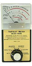 【円高還元セール特別価格】世界NO.1ガウスメーター(電磁波測定器)トリフィールドメーター50Hz/60Hz共用Model100XE