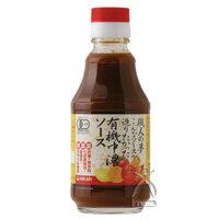 【ムソー】ヒカリ 職人の夢・有機中濃ソース 200ml