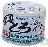 【ムソー】千葉産直 ブツとろイワシ・味付 190g